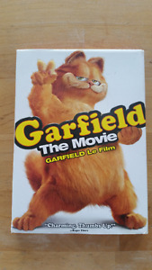DVD of Garfield the Movie DVD (Garfield le film)