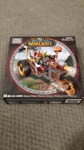 Mega Bloks World of Warcraft 91019 Goblin Trike