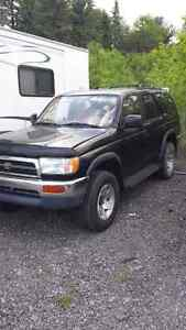1998 Toyota 4runner Limited Edition. Low kms