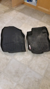 Weather Tech floormats 2006-2012 toyota rav4.