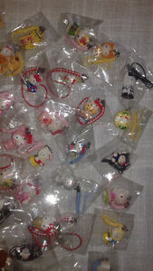 WHOLESALE LOT! HELLO KITTY CELL/TABLET CASE CHARMS and PLUGS West Island Greater Montréal image 6