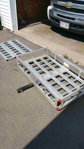 Vehicle Hitch Carrier/Mobility Carrier