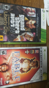 Gta4 + Original fable w/DLC