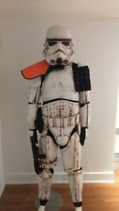 sandtrooper sergant armour cosplay costume XL
