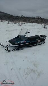 Looking to trade for s bigger ski-Doo