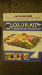 Brand New Cold Plate!!!