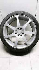 Rims and tires 205 40 17