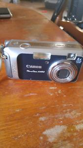 canon a460