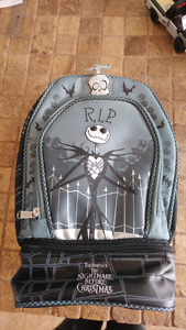 Sac à lunch Jack skellington