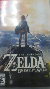 Zelda for switch