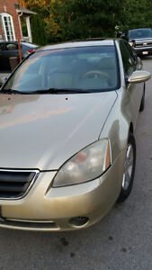 2004 Nissan Altima 2.5 SL Sedan E-Tested