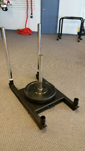 Prowler Style Push Sled
