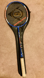 Dunlop Badminton Racket with cover
