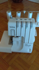 Overlock Sewing Machine Brother PL- 1050