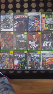 38 xbox games for sale