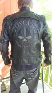 Harley Davidson Mens Leather Jacket