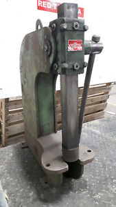 Arbor Press - 3 ton - Good condition  Currently selling this goo