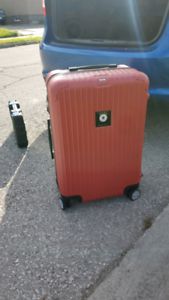 Rimowa world cup luggage