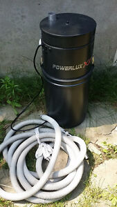 POWER LUX vacuum central model 3000