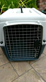 Anti escape pet transporter for small dog, cats, rabbits, etc