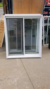 1 fenêtres coulissante