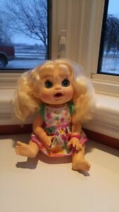 Baby Alive Real Surprises Talking Doll