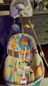 FISHER PRICE SWING AND SOUND