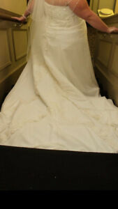 Size 20 wedding dress