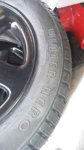 infinity winter tires and rims for sale rims r 5x114.3 Kitchener / Waterloo Kitchener Area image 6