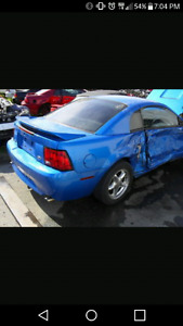 I need a 8.8 rear end out of a 99 -03 mustang gt