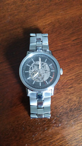 Kenneth cole skeleton watch