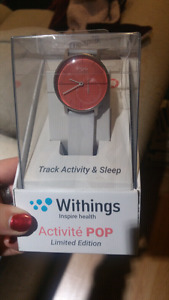 Withings Activite Pop fitness tracker, watch