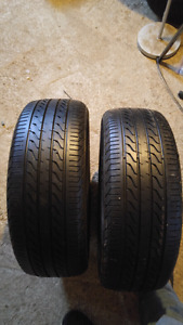 Used sets (4) tires for sale