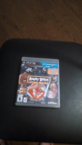 Angry Birds Star Wars PS3 game