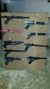 Pump Paintball Markers Tippmann TASO/AGS Tagmaster Trracer