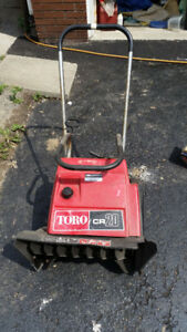 Toro CR20 Snowblower / Snow thrower