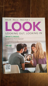 Looking Out, Looking In 2nd Edition By Ronald Adler