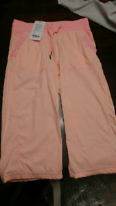 Brand new with tags womens lululemon studio crops