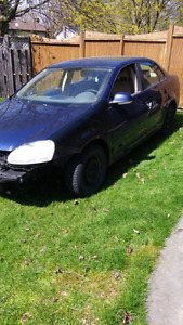 2006 MkV Jetta VW Parting Out
