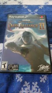 Dark alliance II / Dark alliance 2 playstation 2