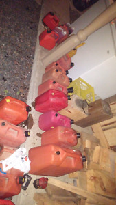 185 plus litres of furnace oil lot