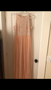 Dress for sale worn once