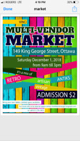 Hey Vendors! Check out the Vinci School Market