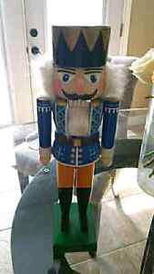 German Handcrafted Nutcrackers  Cambridge Kitchener Area image 2