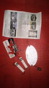 2007 Buell Lightning Integrated taillight