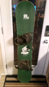Selling Snowboard