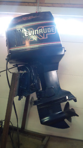 "120 HP, Evinrude V4, Long Shaft 20"" Outboard Motor"