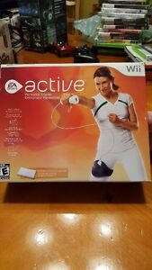 Wii Active Personal Trainer