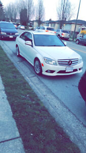 2009 Mercedes C230 in Mint Condition