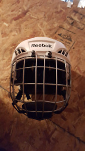 Casque Reebook  hockey junior